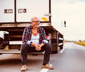 Earn as you learn trucking