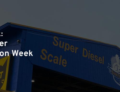 A Look Back: Truck Driver Appreciation Week