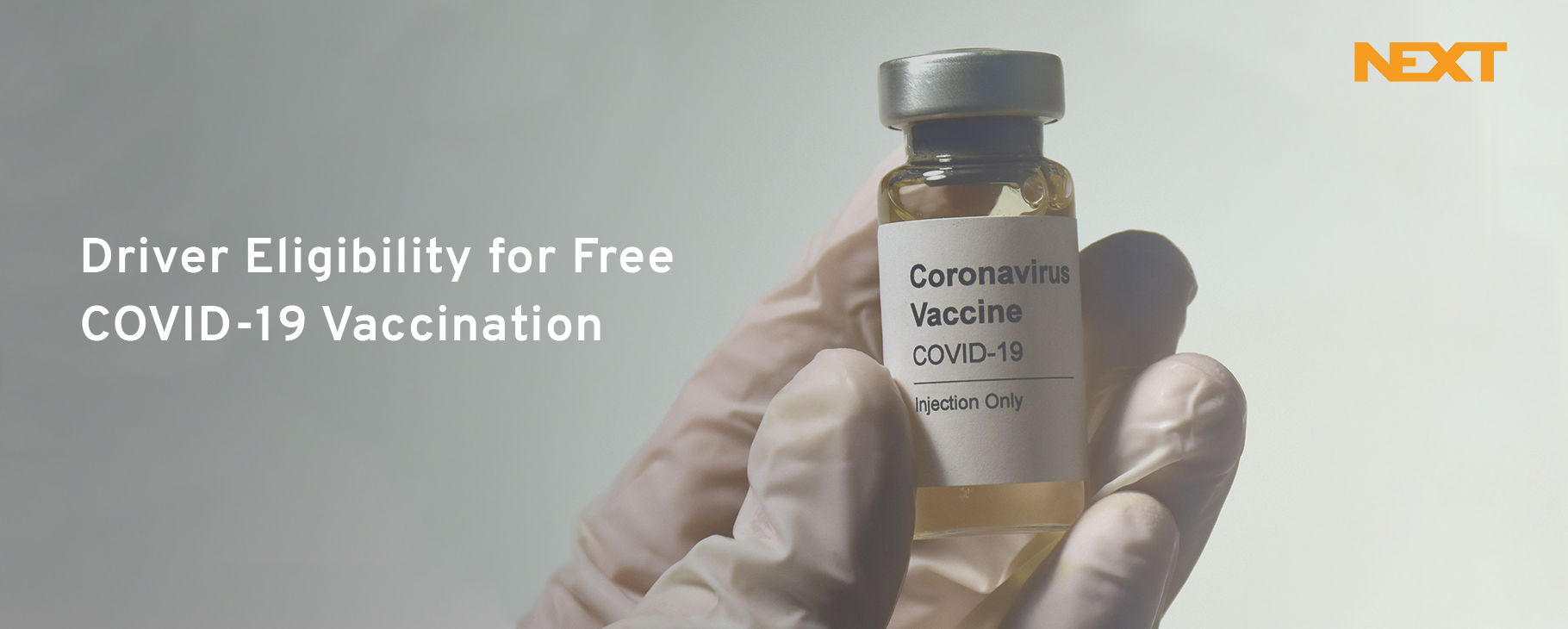 Truck Drivers Eligible For Free Vaccine