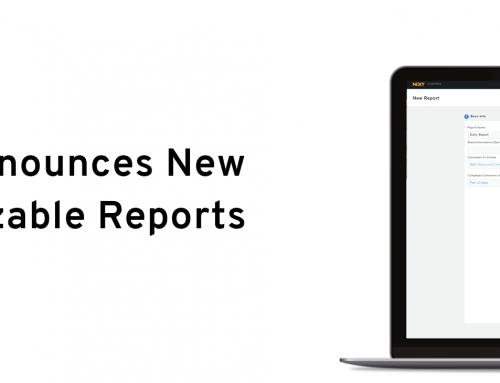 NEXT Trucking Announces New Customizable Reports