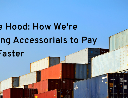 Under the Hood: How We're Automating Accessorials to Pay Carriers Faster